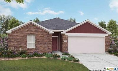 New Braunfels Single Family Home For Sale: 3947 Legend Meadows