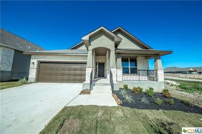 New Braunfels Single Family Home For Sale: 2978 Daisy Meadow