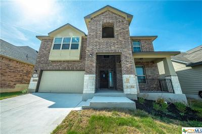 New Braunfels Single Family Home For Sale: 2912 Sunset Summit