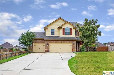 Harker Heights TX Single Family Home For Sale: $269,900