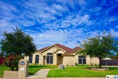 Harker Heights Single Family Home For Sale: 2008 Yak