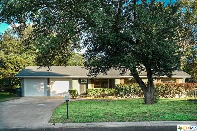 Temple Single Family Home For Sale: 3207 Meadow Oaks