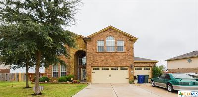 Copperas Cove Single Family Home For Sale: 2301 Lindsey