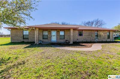 Temple Single Family Home For Sale: 7857 Cedar Creek