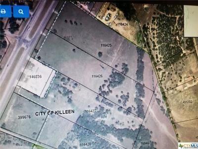 Killeen Residential Lots & Land For Sale: Tbd Hwy 195
