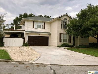 New Braunfels Single Family Home For Sale: 917 Rio Verde