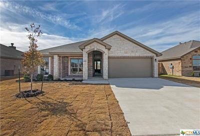 Temple Single Family Home For Sale: 1706 Broken Shoe Trail