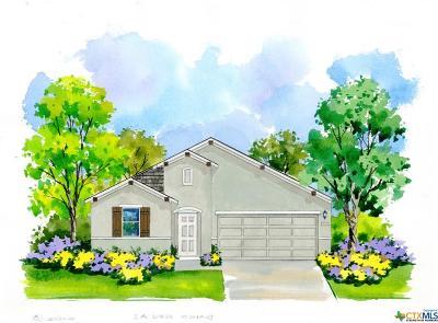 New Braunfels Single Family Home For Sale: 158 Landing Lane
