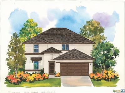 New Braunfels Single Family Home For Sale: 166 Landing Land
