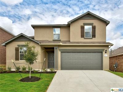 San Marcos Single Family Home For Sale: 116 Mary Max Circle