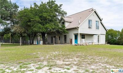 Gatesville Single Family Home For Sale: 4875 Moccasin Bend Road