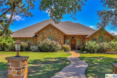 Coryell County Single Family Home For Sale: 588 Cr 323