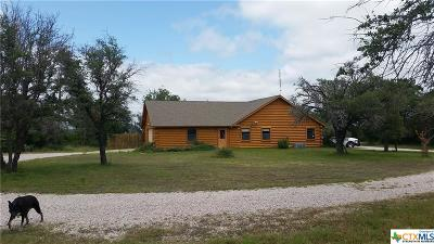 Lampasas County Single Family Home For Sale: 360 County Road 3463