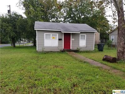 Killeen Single Family Home For Sale: 1510 N Park Street