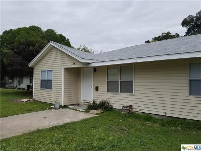 Killeen Multi Family Home For Sale: 605-609 Brook Drive