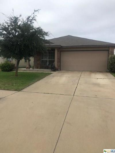 Killeen Single Family Home For Sale: 5111 Lions Gate Lane