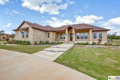 New Braunfels Single Family Home For Sale: 1408 Olivastro