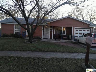 Copperas Cove Single Family Home For Sale: 601 Traci Drive