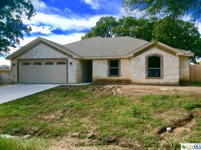 Gatesville Single Family Home For Sale: 250 Old Waco