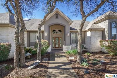 Williamson County Single Family Home For Sale: 112 Oak Breeze Cove