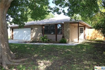 Killeen Single Family Home For Sale: 2910 Transit