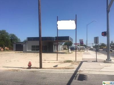 Lampasas Commercial For Sale: 401 S Key