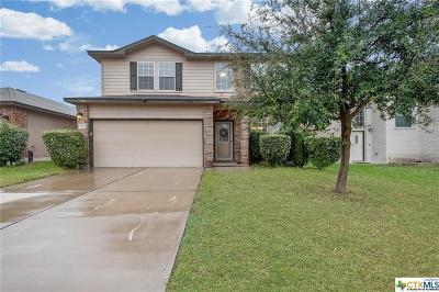 Killeen Single Family Home For Sale: 5109 Lions Gate Lane