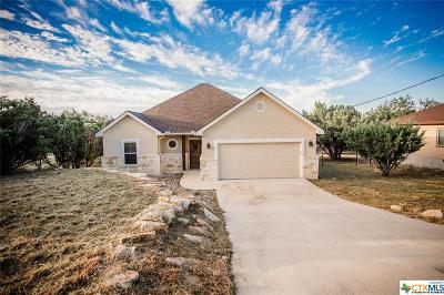 Canyon Lake Single Family Home For Sale: 1655 Rocky Ridge