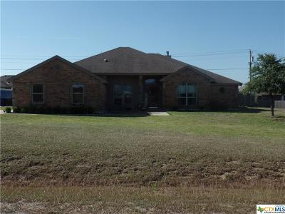 Copperas Cove Single Family Home For Sale: 3505 Grimes Crossing