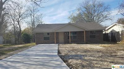 Temple Single Family Home For Sale: 1318 S 41st Street