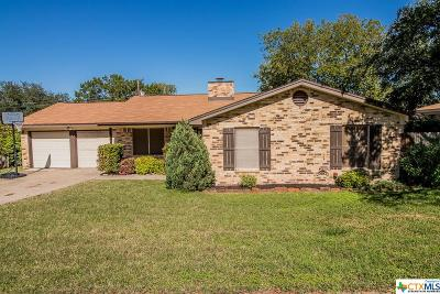 Copperas Cove Single Family Home For Sale: 431 Jeffery