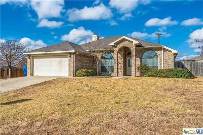 Copperas Cove Single Family Home For Sale: 2910 Markos Drive