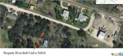 Belton Residential Lots & Land For Sale: 2937 Sherwood Loop