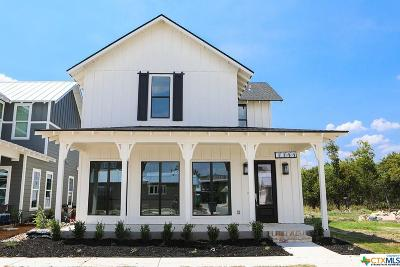 New Braunfels Single Family Home For Sale: 1144 Hauptstrasse