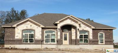 Killeen Single Family Home For Sale: 8215 Steppington