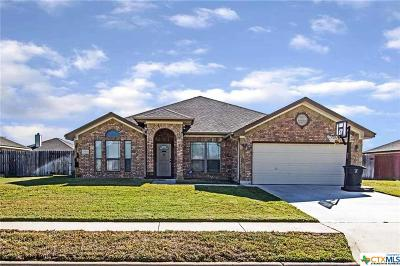 Killeen Single Family Home For Sale: 4504 Lauren Mackenzie