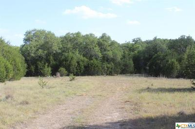 Lampasas Residential Lots & Land For Sale: 6903-5 Tbd Cr 2001- Tract 5
