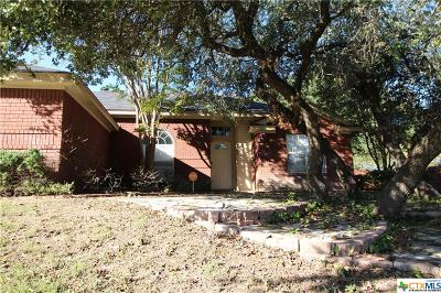 Kempner Single Family Home For Sale: 3471 Upton