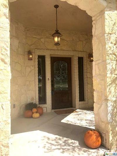 La Vernia Single Family Home For Sale: 505 Lake Valley Drive