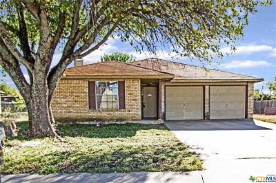 Single Family Home For Sale: 1904 Robert E Lee Drive