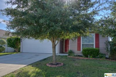 New Braunfels Single Family Home For Sale: 2226 Whispering