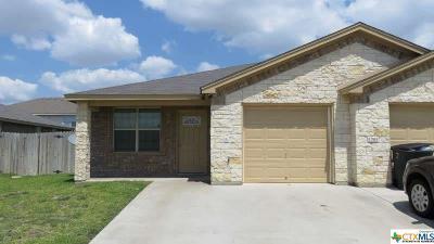 Killeen Multi Family Home For Sale: 1207 Cavalry