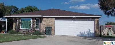 Killeen Single Family Home For Sale: 4606 Ronald