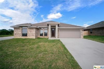 Copperas Cove Single Family Home For Sale: 1006 Declaration