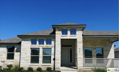 Killeen Single Family Home For Sale: 4905 Mohawk Drive