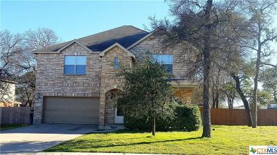 Killeen Single Family Home For Sale: 5902 Drystone Lane
