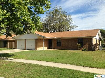 Killeen Single Family Home For Sale: 1508 Briar Drive