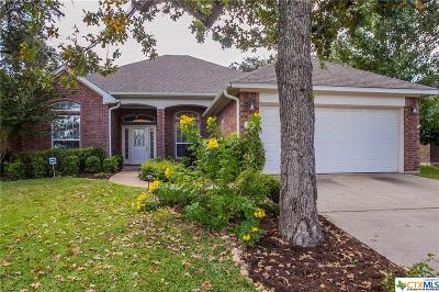 Belton Single Family Home For Sale: 2707 Amber Forest