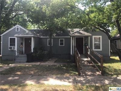 Temple, Belton Multi Family Home For Sale: 1316 S. 3rd Street
