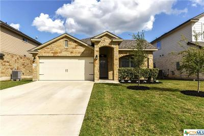 Belton Single Family Home For Sale: 5319 Dauphin Drive
